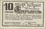 Austria, 10 Heller, FS 216