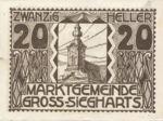Austria, 20 Heller, FS 297d