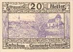 Austria, 20 Heller, FS 305a