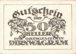 Austria, 50 Heller, FS 126k