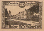 Austria, 20 Heller, FS 224