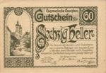 Austria, 60 Heller, FS 224
