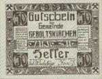 Austria, 50 Heller, FS 226b