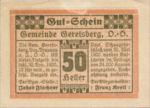 Austria, 50 Heller, FS 231b