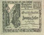 Austria, 20 Heller, FS 243a