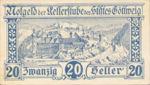 Austria, 20 Heller, FS 245IIc