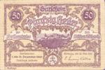 Austria, 50 Heller, FS 245IIIb