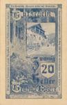 Austria, 20 Heller, FS 247I