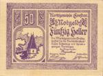 Austria, 50 Heller, FS 278Ib