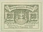 Austria, 20 Heller, FS 278Id