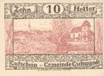 Austria, 10 Heller, FS 305a