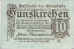 Austria, 10 Heller, FS 309Ia