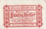 Austria, 50 Heller, FS 309II