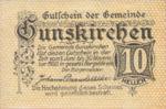 Austria, 10 Heller, FS 309Ib