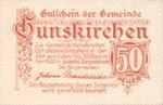 Austria, 50 Heller, FS 309Ia