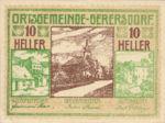 Austria, 10 Heller, FS 230a