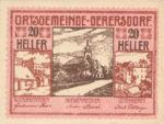 Austria, 20 Heller, FS 230a