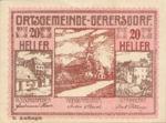 Austria, 20 Heller, FS 230b