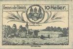 Austria, 10 Heller, FS 237a