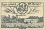 Austria, 10 Heller, FS 237b