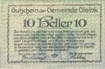 Austria, 10 Heller, FS 237bx