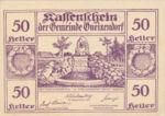Austria, 50 Heller, FS 241Ic3