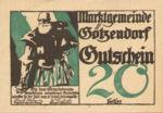 Austria, 20 Heller, FS 246IIa