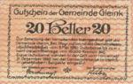 Austria, 20 Heller, FS 237b