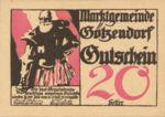 Austria, 20 Heller, FS 246IIc