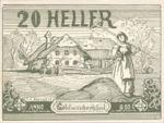 Austria, 20 Heller, FS 248b