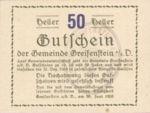 Austria, 50 Heller, FS 275d
