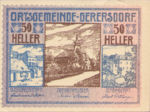 Austria, 50 Heller, FS 230a