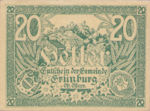 Austria, 20 Heller, FS 303Ia