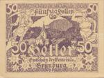 Austria, 50 Heller, FS 303Ia