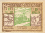 Austria, 10 Heller, FS 230b