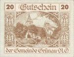 Austria, 20 Heller, FS 299
