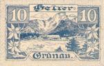 Austria, 10 Heller, FS 300b