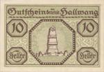 Austria, 10 Heller, FS 346a
