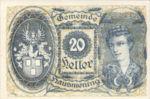 Austria, 20 Heller, FS 358II