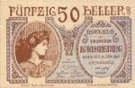 Austria, 50 Heller, FS 358Ie