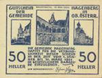 Austria, 50 Heller, FS 330a