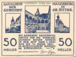 Austria, 50 Heller, FS 330b
