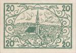 Austria, 20 Heller, FS 336