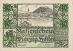 Austria, 40 Heller, FS 337a