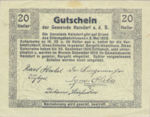 Austria, 20 Heller, FS 339