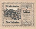 Austria, 50 Heller, FS 345