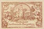 Austria, 10 Heller, FS 349I