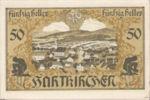 Austria, 50 Heller, FS 353IIa