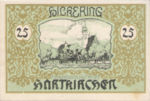 Austria, 25 Heller, FS 353IIb
