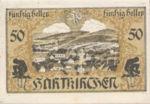 Austria, 50 Heller, FS 353IIb